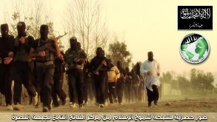 """""""Rebeldes"""" en Siria:   ¿Solamente mercenarios o colonos de nuevo poblamiento?"""