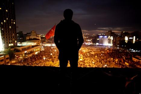 Levantamiento contra  el Hermano Erdogan