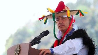 Calderón, problema de Estado