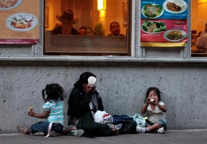 Asunto Irresoluble: La pobreza en méxico