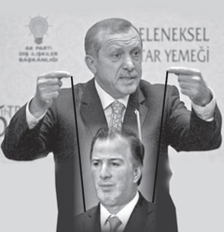 Enrique Peña Nieto ¿en Turquía?