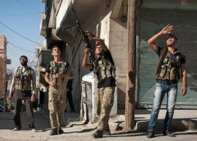 Rebeldes sirios confirman su propia implicación  en el ataque con armas químicas