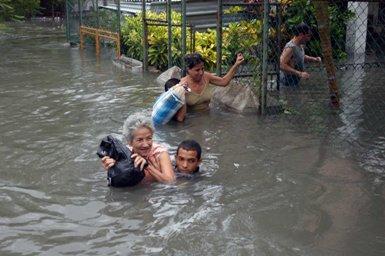 Los 10 desastres naturales   más costosos que han afectado a México