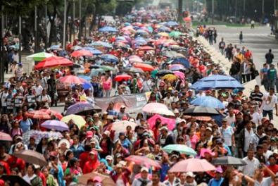 Guerrilla civil reemplaza guerra contra narcotráfico