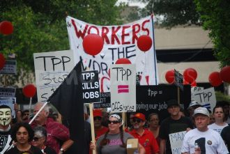 El acuerdo TPP Golpe corporativo global