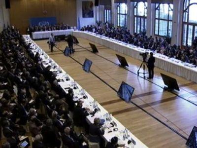 El Estado sirio ya ganó el primer tiempo en Ginebra 2