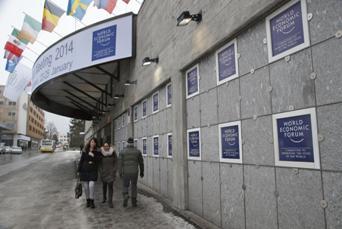 Cencerros, o cómo Davos salva el mundo