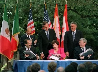 México: claroscuros del TLCAN