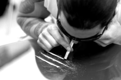 Sangre y cocaína