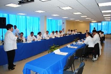 Sobre rieles, la Agenda Estratégica 2014,  sustentada en el Plan Gran Visión UNACAR