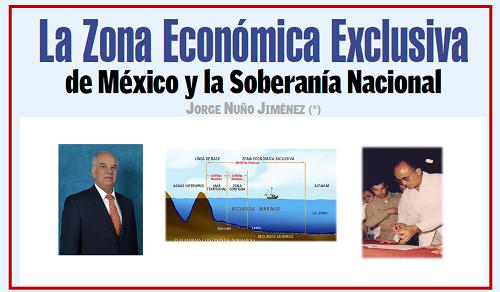 La Zona Económica Exclusiva de México y la Soberanía Nacional