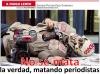 A FUEGO LENTO / No se mata la verdad matando periodistas