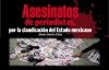 Asesinatos de periodistas, por la claudicación del estado mexicano