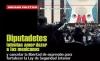 ARCANO POLÍTICO Diputadetes intentan amordazar a los mexicanos y cancelar la libertad de expresión para fortalecer la Ley de Seguridad Interior