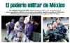 El poderío militar de México