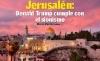 Jerusalén:Donald Trump cumple con el sionismo