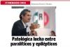 ITINERARIO 2018 / Patológica lucha entre paralíticos y epilépticos