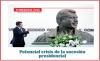 ITINERARIO 2018 Potencial crisis de la sucesión presidencial