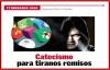ITINERARIO 2018 : Catecismo para tiranos remisos