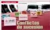 A FUEGO LENTO: Conflictos de sucesión