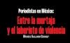 PERIODISTAS EN MÉXICO: Entre la mortaja y el laberinto de violencia