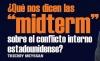 """¿Qué nos dicen las """"midterm""""sobre el conflicto interno estadounidense?"""