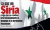 La paz en Siria exige que se condene internacionalmente la ideología de la Hermandad Musulmana