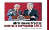 Abrir nuevos frentes contra la corrupción AMLO