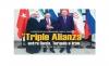 """""""Triple Alianza"""" entre Rusia,Turquía e Irán"""