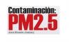 Contaminación: PM2.5