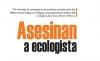 Asesinan a ecologista