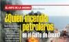 EL ARTE DE LA GUERRA ¿Quién incendia petroleros en el Golfo de Omán?