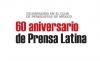 CELEBRACIÓN EN EL CLUB DE PERIODISTAS DE MÉXICO 60 aniversario de Prensa Latina