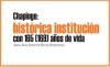 Chapingo: Histórica Institución Con 165 (169) Años De Vida