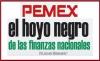 Pemex,el hoyo negro de las finanzas nacionales