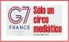 G7 en Biarritz Sólo un circo mediático