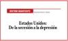 DESTINO MANIFIESTO Estados Unidos: De la secesión a la depresión