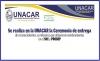 Se realiza en la UNACAR la Ceremonia de entrega de reconocimientos a profesores que obtuvieron nombramientos en el SNI y PRODEP.