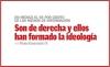 EN MÉXICO EL 95 POR CIENTO DE LOS MEDIOS DE INFORMACIÓN Son de derecha y ellos han formado la ideología