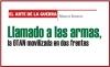 EL ARTE DE LA GUERRA Llamado a las armas, la OTAN movilizada en dos frentes