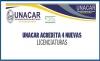 UNACAR acredita 4 nuevas Licenciaturas.