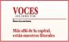 VOCES DEL DIRECTOR Más allá de la capital, están nuestros litorales