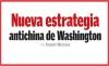 Nueva estrategia antichina de Washington