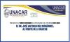 PRESENTA SU TERCER INFORME DE ACTIVIDADES DEL PERIODO 2019-2020,  EL DR. JOSÉ ANTONIO RUZ HERNÁNDEZ, AL FRENTE DE LA UNACAR.