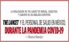 THE LANCETY EL PERSONAL DE SALUD EN MÉXICO, DURANTE LA PANDEMIA COVID-19