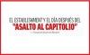 """EL ESTABLISHMENT Y EL DÍA DESPUÉS DEL """"ASALTO AL CAPITOLIO"""""""
