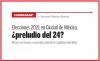 Elecciones 2021 en Ciudad de México, ¿preludio del 24?