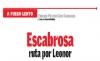 A FUEGO LENTO: Escabrosa ruta por Leonor