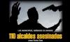Los municipios, bañados de sangre  110 alcaldes asesinados