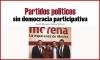 Partidos politicos sin democracia participativa